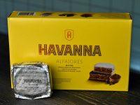 Alfajores Havanna Dulce de leche x 1ks
